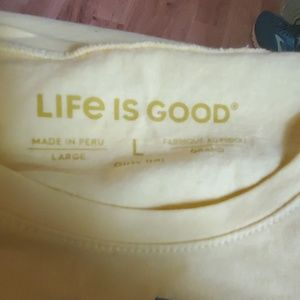 Life Is Good Shirts & Tops - NWT Girls Life is Good t shirt